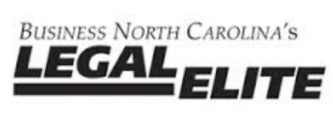 North Carolina Business Lawyer Legal Elite